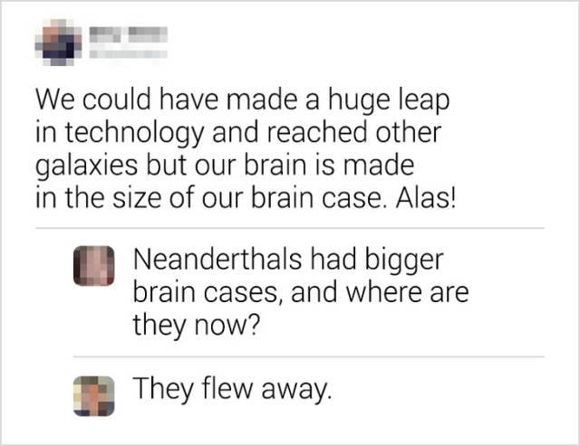 Funny Comments (21 pics)