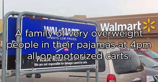 Crazy Walmart Stories (12 pics)