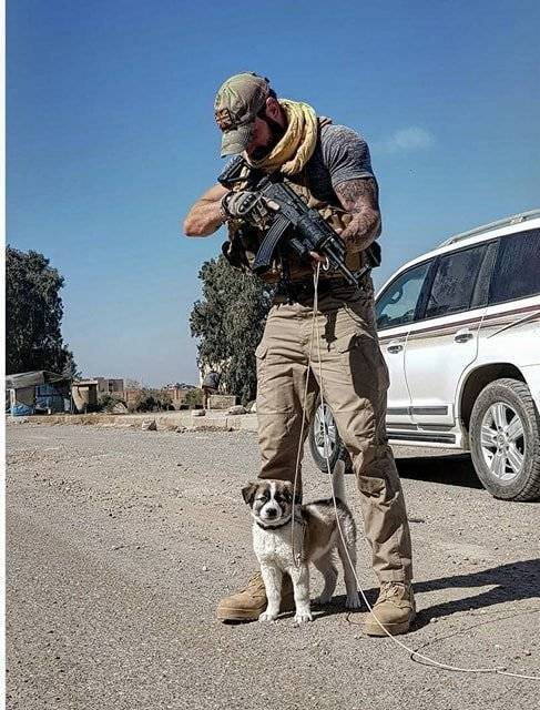 Soldier Saves A Puppy During Operation And It Turns To Be The Most Important Event Of His Life (9 pics)