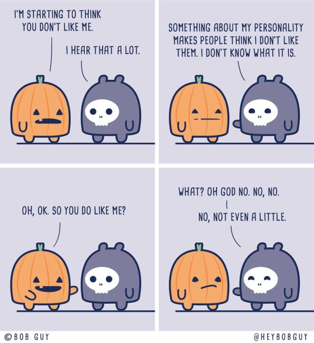 Spooky Comics (13 pics)