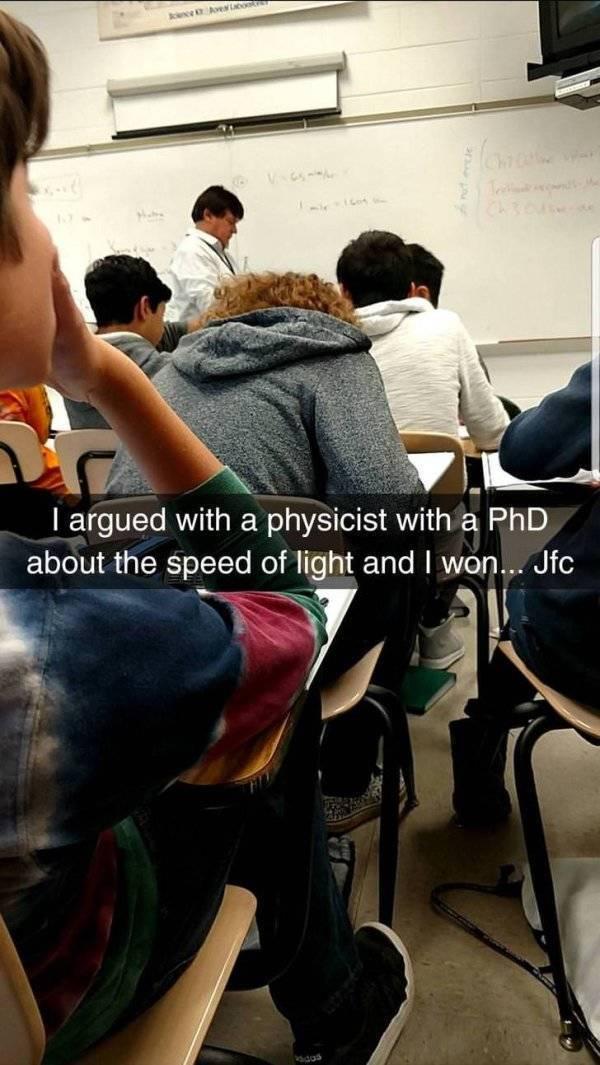 So Smart, So Cocky (27 pics)