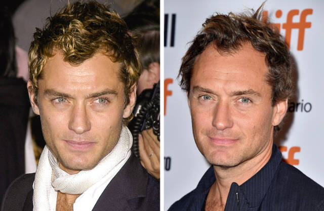 Ezek a hírességek jól néz ki az életkorral (16 kép)