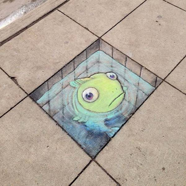 Street Art That Can Surely Impress (30 pics)