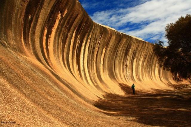 Wave Rock In Australia (9 pics)