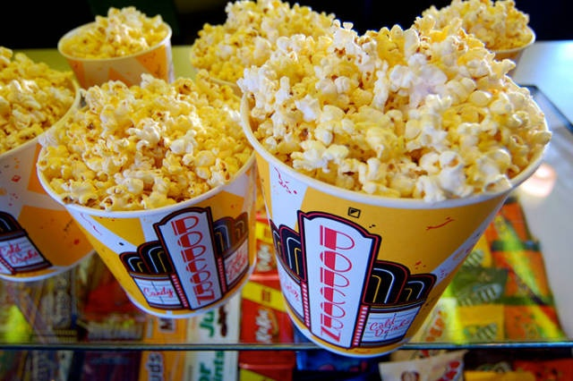 Weird Movie Theater Food Habits (8 pics)