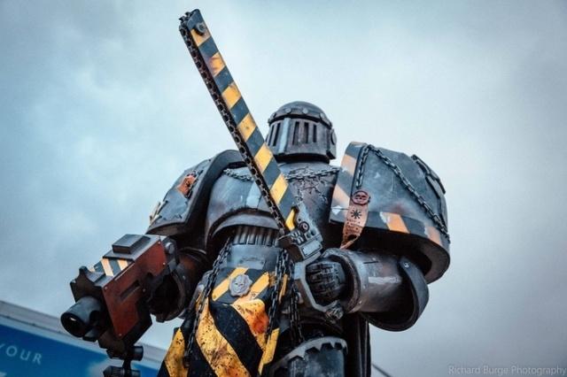 Warhammer 40k (3 pics)