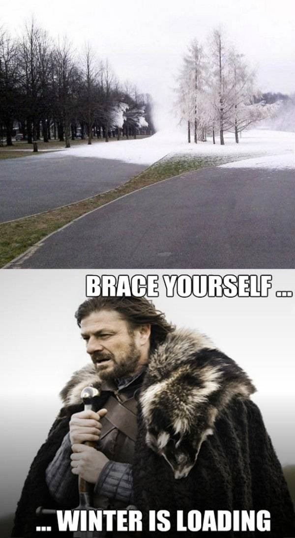Winter Is Coming (51 pics)