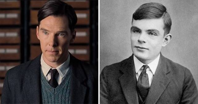 Actors And Prototypes For The Roles They Played (20 pics)