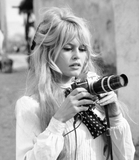 Beautiful Brigitte Bardot (29 pics)