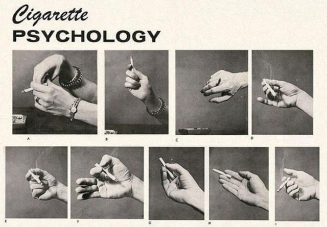 1959 'Cigarette Psychology' Article (10 pics)