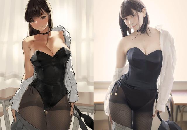 2D vs 3D (3 pics)