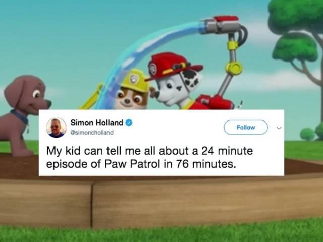 Parenting Tweets (31 pics)