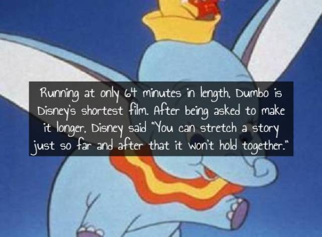 Facts About Classic Disney Films (18 pics)