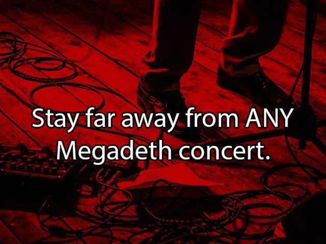 If Band Names Were Literal, These Concerts Would Be Horribly Wonderful (15 pics)