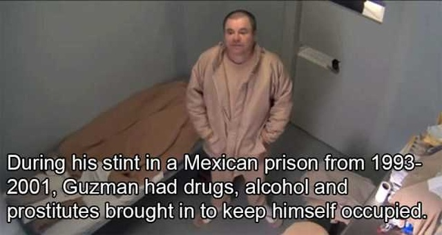 Facts About El Chapo (23 pics)