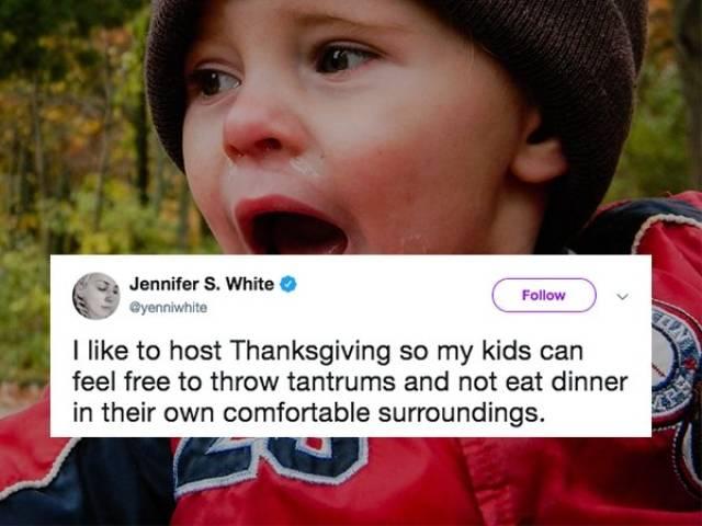 Thanksgiving Tweets (29 pics)