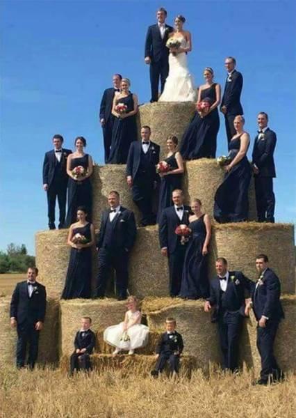 Unbelievable Wedding Moments (50 pics)