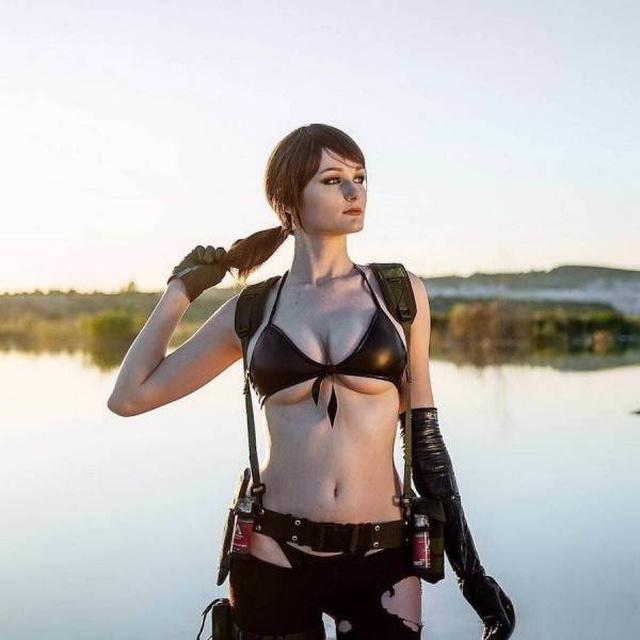 Very Sexy Cosplay (42 pics)