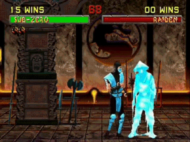 Classic Games (14 gifs)