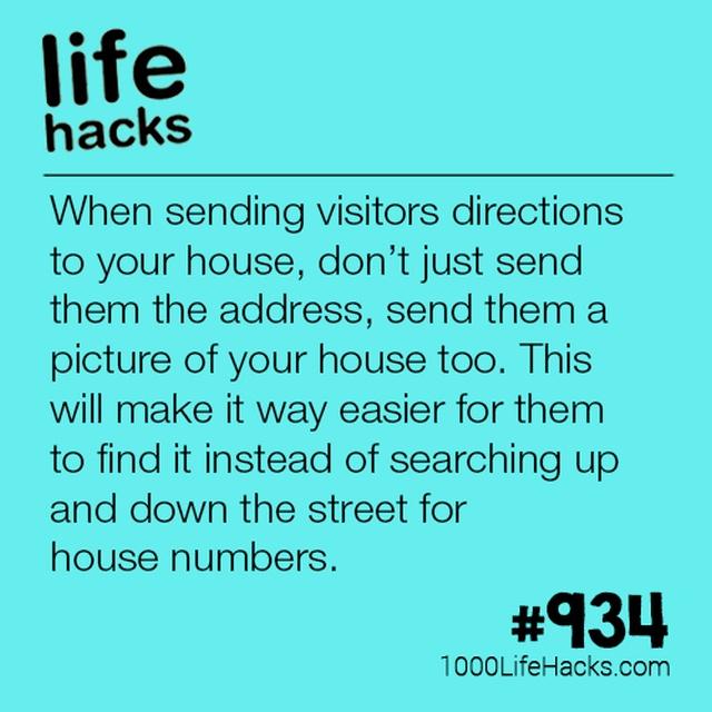 Life Hacks (10 pics)