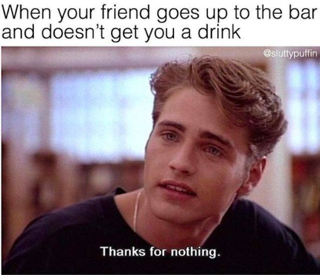 Memes About Being Wasted (50 pics)