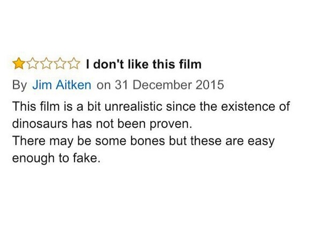 Bad Amazon Movie Reviews (29 pics)