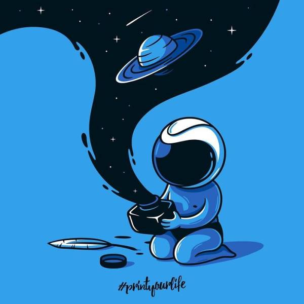These Illustrations Will Make You Think (50 pics)