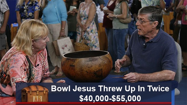 Someone Added Hilarious Captions To Antiques Roadshow Items, And They're Better Than The Original (25 pics)