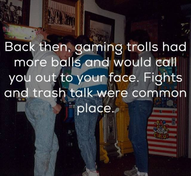 The Most Memorable Things About Video Arcades (23 pics)