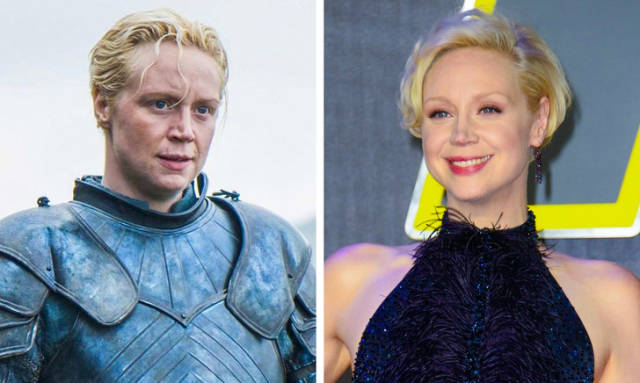 """""""Game Of Thrones"""" Characters Without Makeup (16 pics)"""