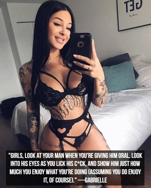 Sex Tips From Women For Men (16 pics)