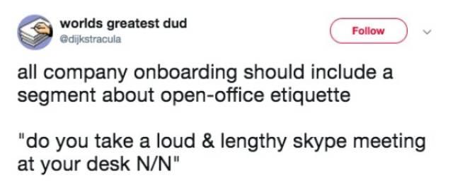 Office Etiquette (18 pics)