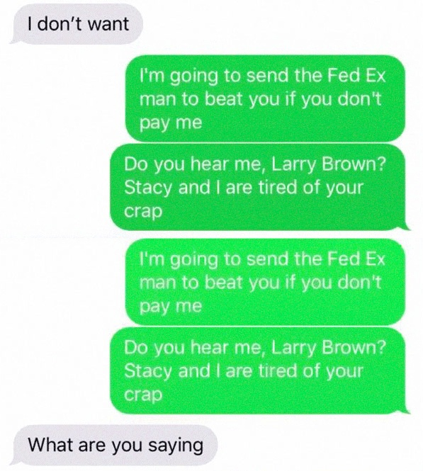 One Guy Trolls A Scammer (12 pics)