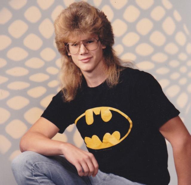 Awkward 1980s Haircuts (20 pics)