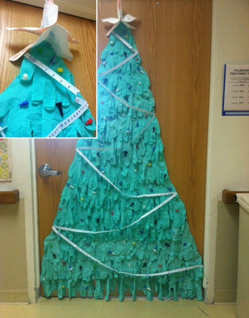 Brilliant Hospital Christmas Decorations (20 pics)