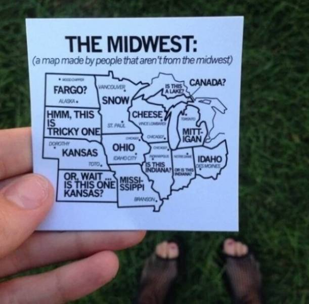 Memes About Midwest (29 pics)