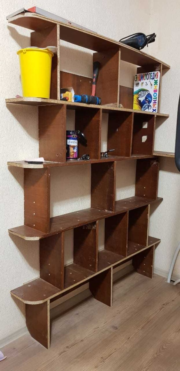 How To Turn An Old Furniture Into A New One (6 pics)