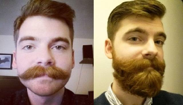 Beard Changes Everything (20 pics)