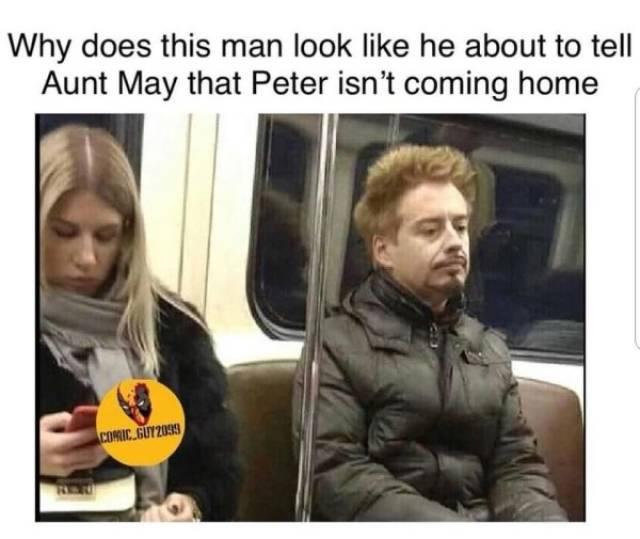 Marvel Memes (30 pics)