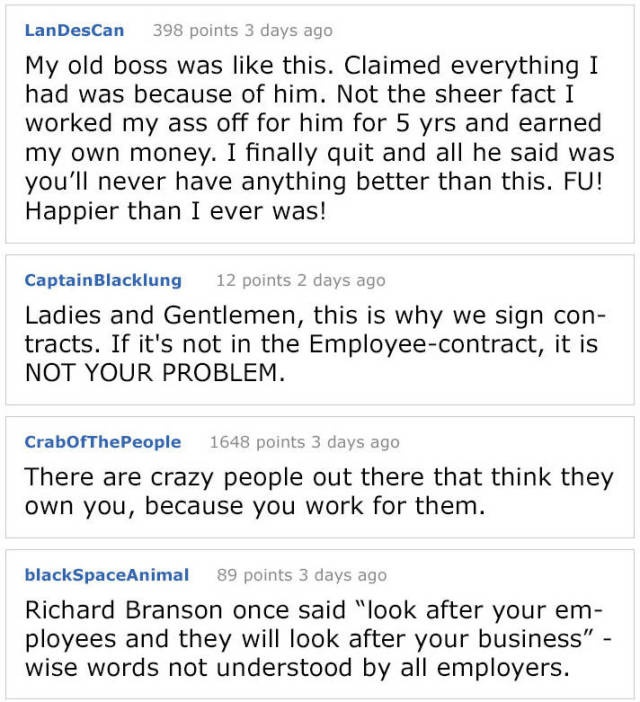 CEO Asks Internet How To Make His Employees Work Extra Hours… (7 pics)