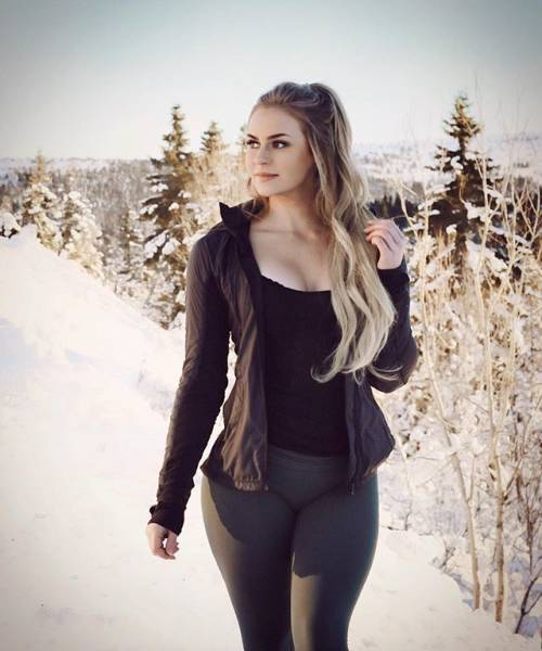 Hot Girls From Sweden (17 pics)