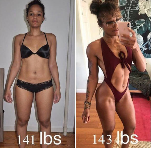 Weight Really Doesn't Matter That Much (35 pics)