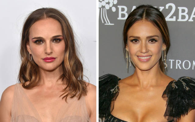 These Celebs Are Actually Of The Same Age (25 pics)