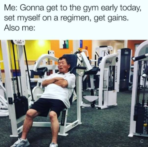 Fitness Memes (36 pics)