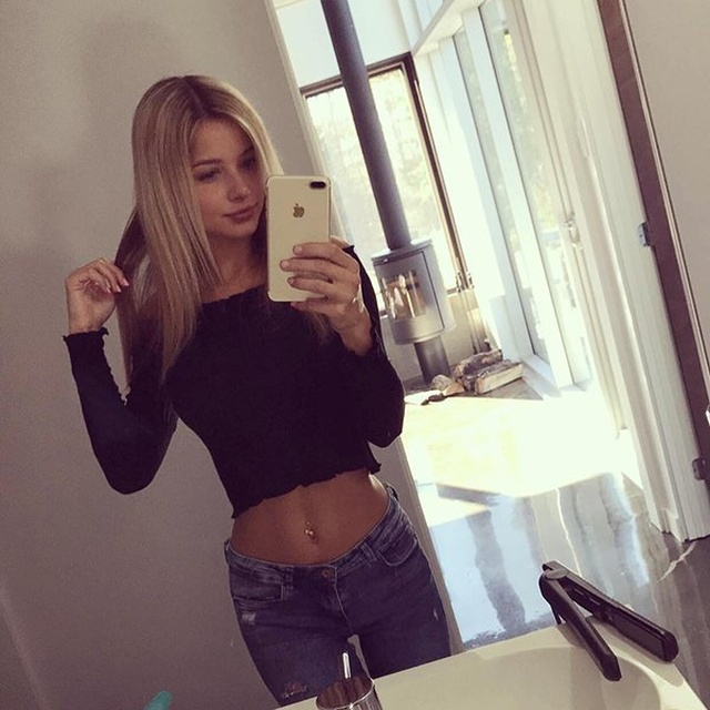 Hot Girls In Jeans (31 pics)