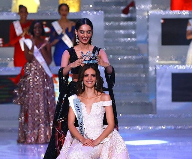 Miss World 2018 Vanessa Ponce de Leon From Mexico (20 pics)