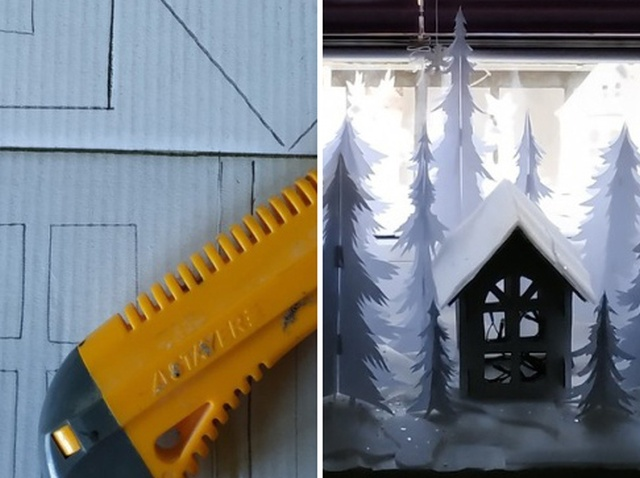 Easy DIY Christmas Decoration Idea (10 pics)