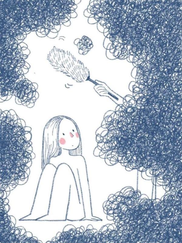 Beautiful Illustration By X.Lan (13 pics)