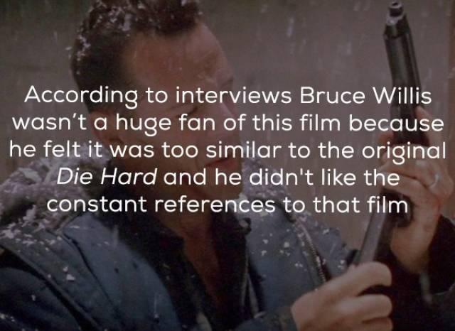 Die Hard 2 Facts (19 pics)
