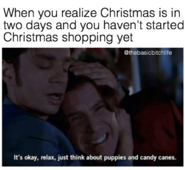 Memes About Holiday Shopping (27 pics)